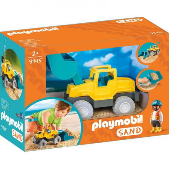 Playmobil 1.2.3 Sand Excavadora - 9145