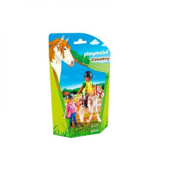 Playmobil Country Terapeuta de Caballos - 9259