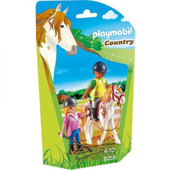 Playmobil Country Profesor de Equitación - 9258