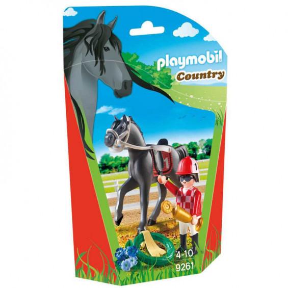 Playmobil Country Jockey - 9261