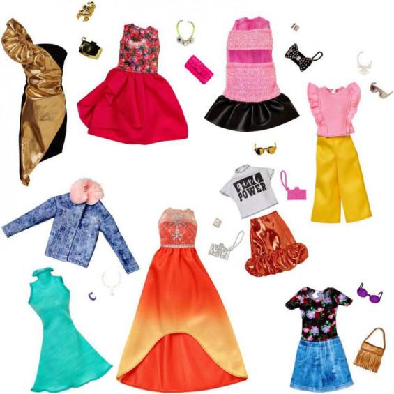 Barbie Fashion & Beauty Moda Look Completo