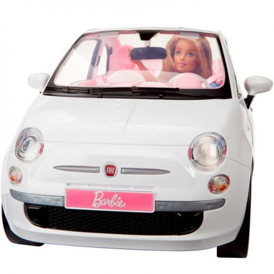 Barbie y su Fiat