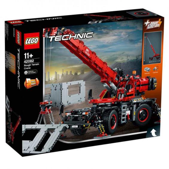 LEGO Technic Grúa Todoterreno - 42082