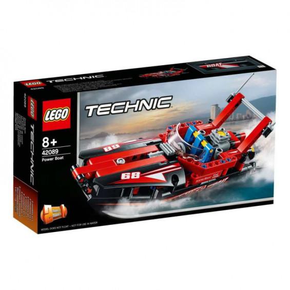 LEGO Technic Lancha de Competición - 42089