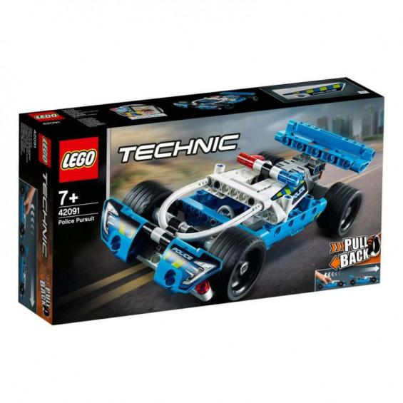 LEGO Technic Cazador Policial - 42091