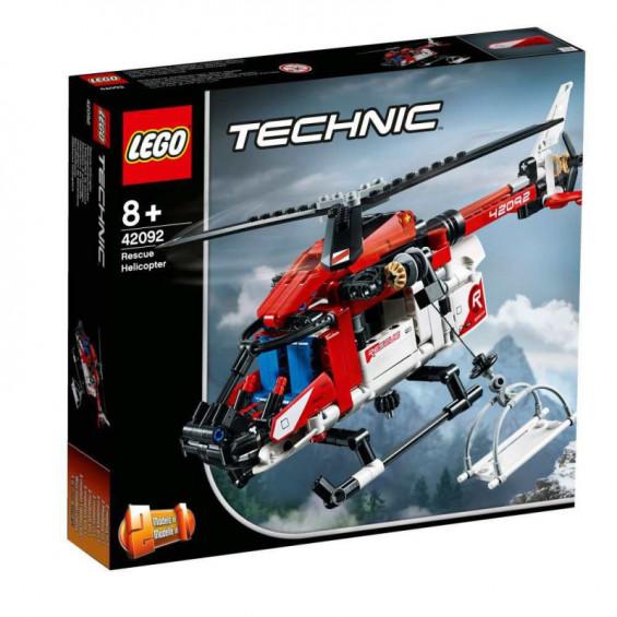 LEGO Technic Helicóptero de Rescate - 42092