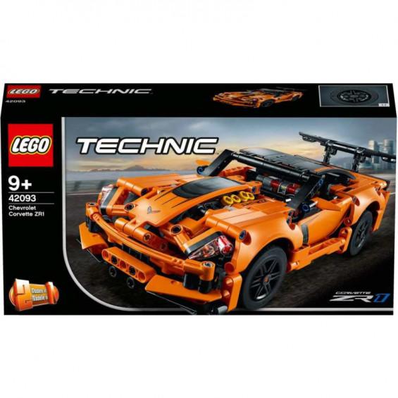 LEGO Technic Chevrolet Corvette Zr1 - 42093