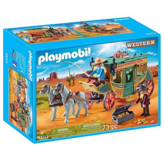 Playmobil Western Diligencia - 70013
