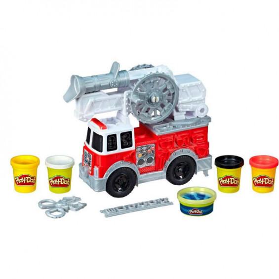 Play-Doh Wheels Camión de Bomberos