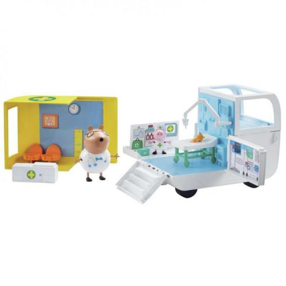 Peppa Pig Ambulancia y Centro Médico