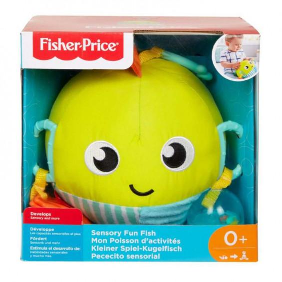 Fisher Price Pececito Sensorial
