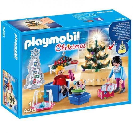 Playmobil Christmas Habitación Navideña - 9495