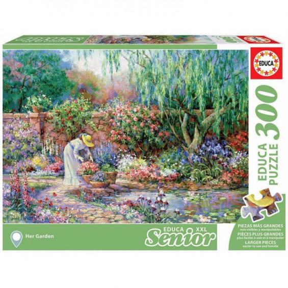 Puzzle 300 Piezas Su Jardín