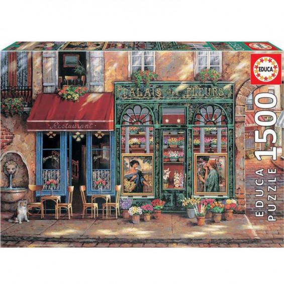 Puzzle 1500 Piezas Palais Des Fleurs