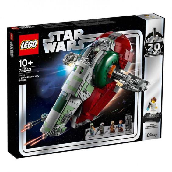 LEGO Star Wars Esclavo I (Edición 20 Aniversario) - 75243