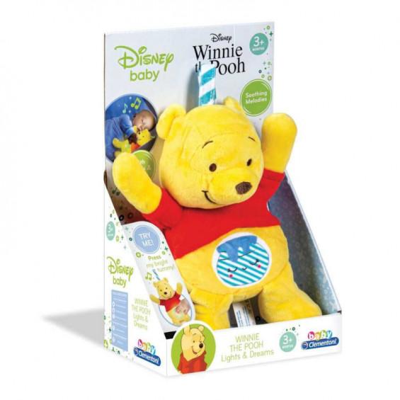 Disney Baby Peluche con Luz Winnie The Pooh