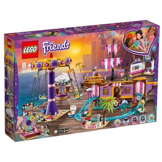 LEGO Friends Muelle de la Diversión de Heartlake City life - 41375