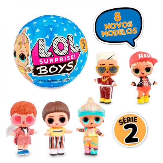 L.O.L. Surprise Serie 2 Boys Varios Modelos