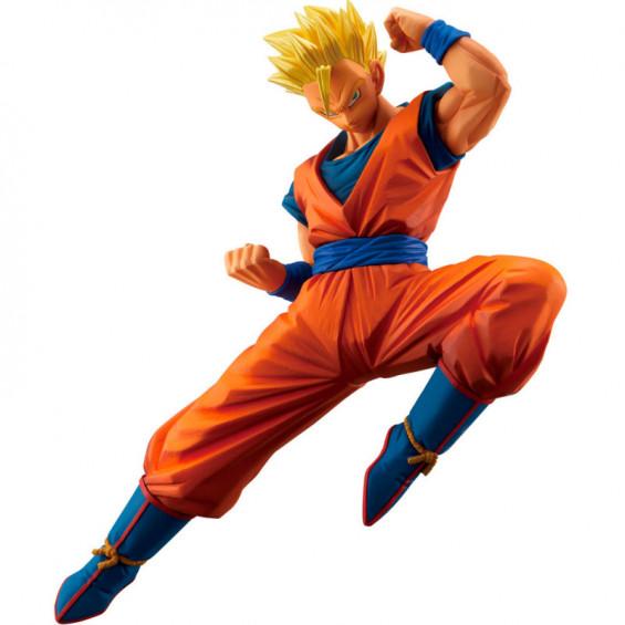 Banpresto Figura Dragon Ball Z Son Gohan Súper Saiyan