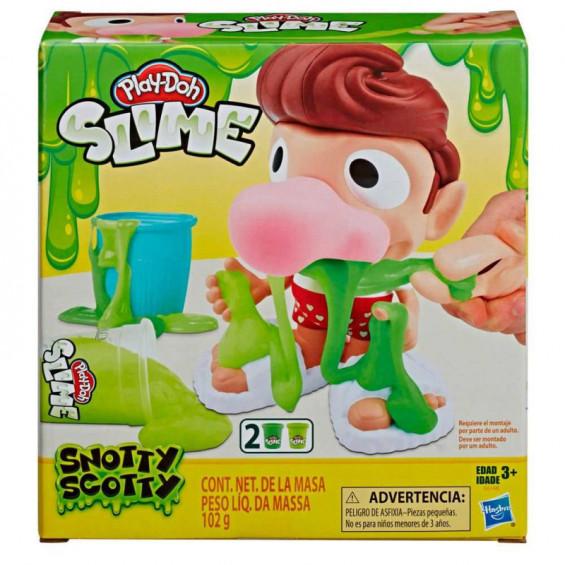 Play-Doh Snotty Scotty