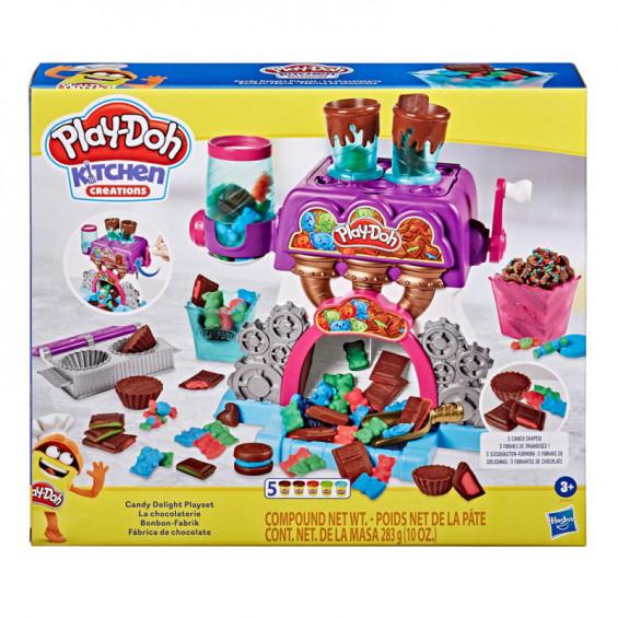 Play-Doh Fábrica de Chocolate