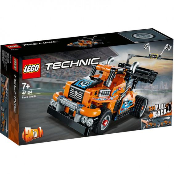 LEGO Technic Camión de Carrerras - 42107