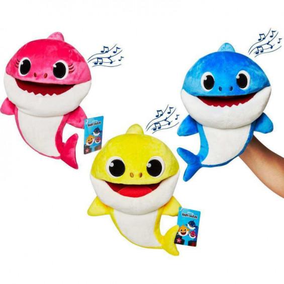 Baby Shark Marionetas Cantarinas Varios Modelos