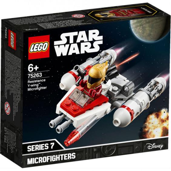 LEGO Star Wars Microfighter: Ala-Y de la Resistencia - 75263