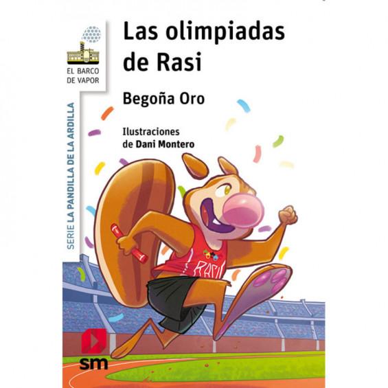 La Pandilla de la Ardilla: Las Olimpiadas de Rasi