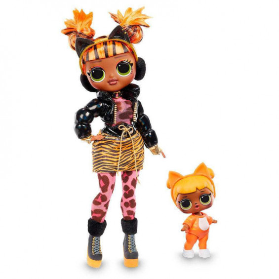 L.O.L Surprise OMG Fashion Doll Winter Chill Missy Meow