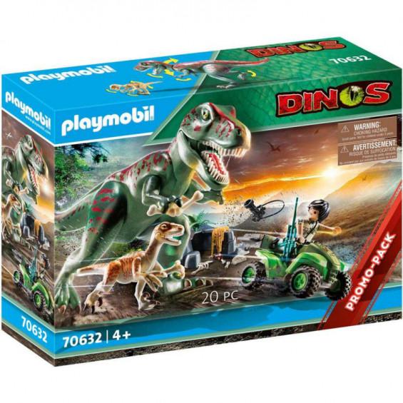 Playmobil Dinos Ataque del T-Rex - 70632