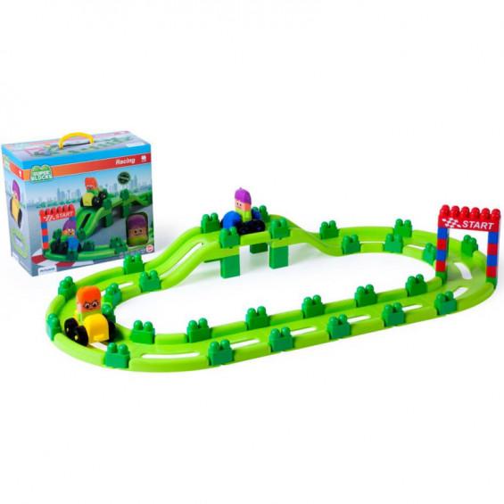 Super Blocks Racing 70 Piezas - 32345