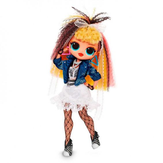 L.O.L. Surprise OMG Fashion Dolls Serie Remix-80'sBB-Rock Music