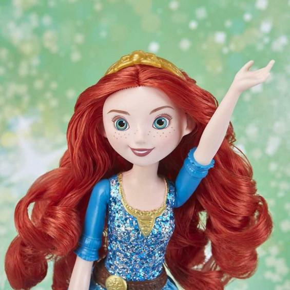 Disney Princess Brillo Real Merida