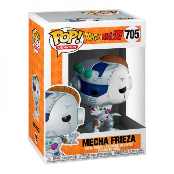 Funko Pop! Animation Dragon Ball Z Figura de Vinilo Mecha Frieza
