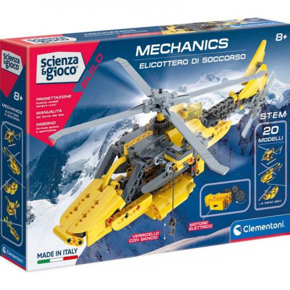 Ciencia y Juego Build Helicóptero de Rescate