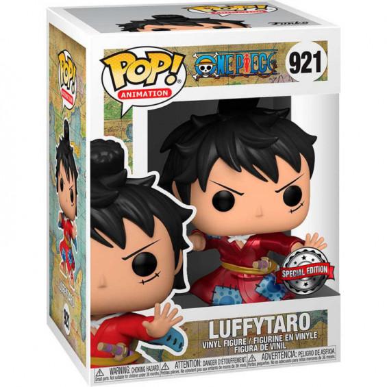 Funko Pop! Animation One Piece Figura de Vinilo Luffytaro