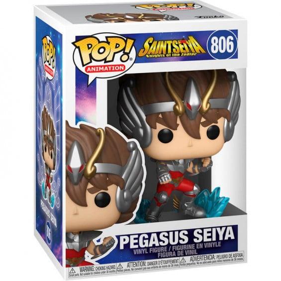 Funko Pop! Animation Saint Seiya Figura de Vinilo Pegasus Seiya