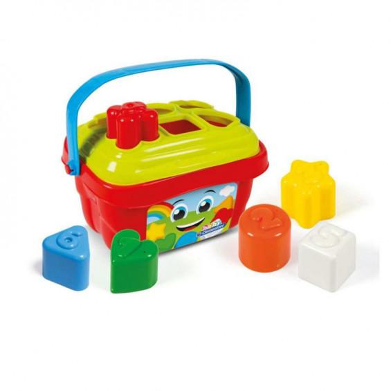 Baby Clementoni Cubo Formas y Colores