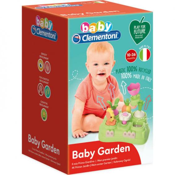 Baby Clementoni Mi primer Jardín