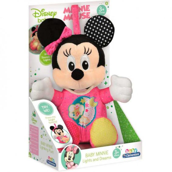Disney Baby Peluche Baby Minnie Luces y Sonidos