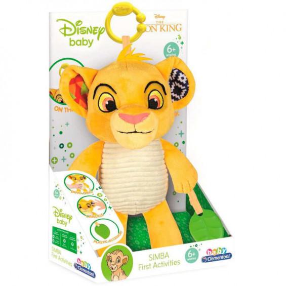 Baby Disney Rey León Peluche Texturas