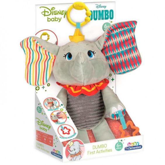 Baby Disney Dumbo Peluche Texturas