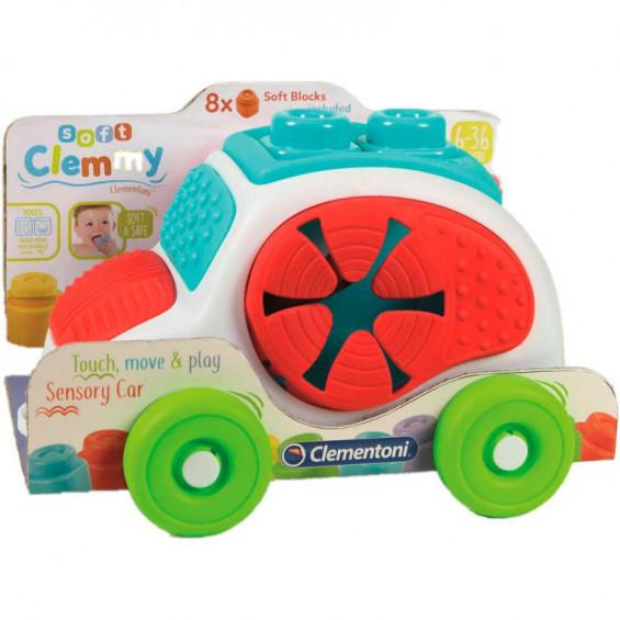 Clemmy Baby Vehículo con Texturas