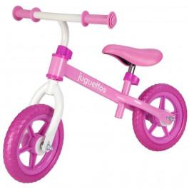 Juguettos Bici sin Pedales Rosa