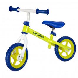 Juguettos Bici sin Pedales Azul