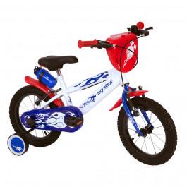 Juguettos Bicicleta Blanca 16'