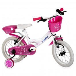 Juguettos Bicicleta Rosa 16'