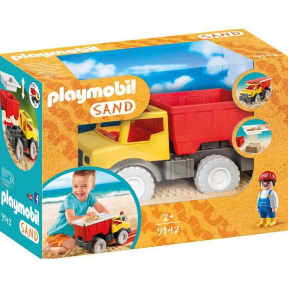 Playmobil Sand Camión de Arena - 9142