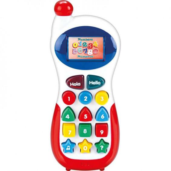 Nenittos Teléfono Móvil Bilingüe